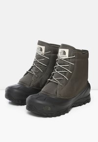 The North Face - M TSUMORU BOOT - Winter boots - new taupe green/tnf black - 2