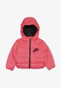 Nike Sportswear - FILLED JACKET BABY - Winter jacket - racer pink/black - 2