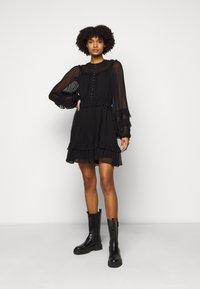 The Kooples - DRESS - Day dress - black - 1