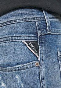 Replay - ANBASS - Slim fit -farkut - light blue - 3