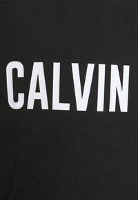 Calvin Klein Performance - LONG SLEEVE - Long sleeved top - black - 5