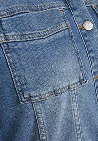 Kaffe - KAHALSTON  - Denim jacket - light blue denim - 4