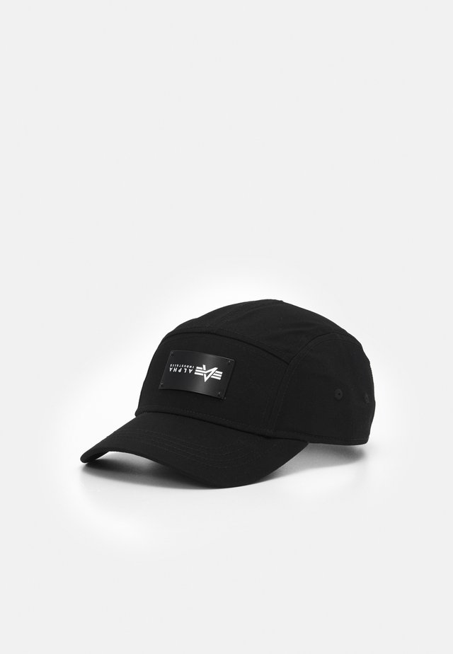5 PANEL UNISEX - Casquette - black