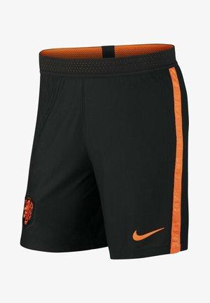 NIEDERLANDE  VAPOR MATCH AWAY  - Korte broeken - black/safety orange