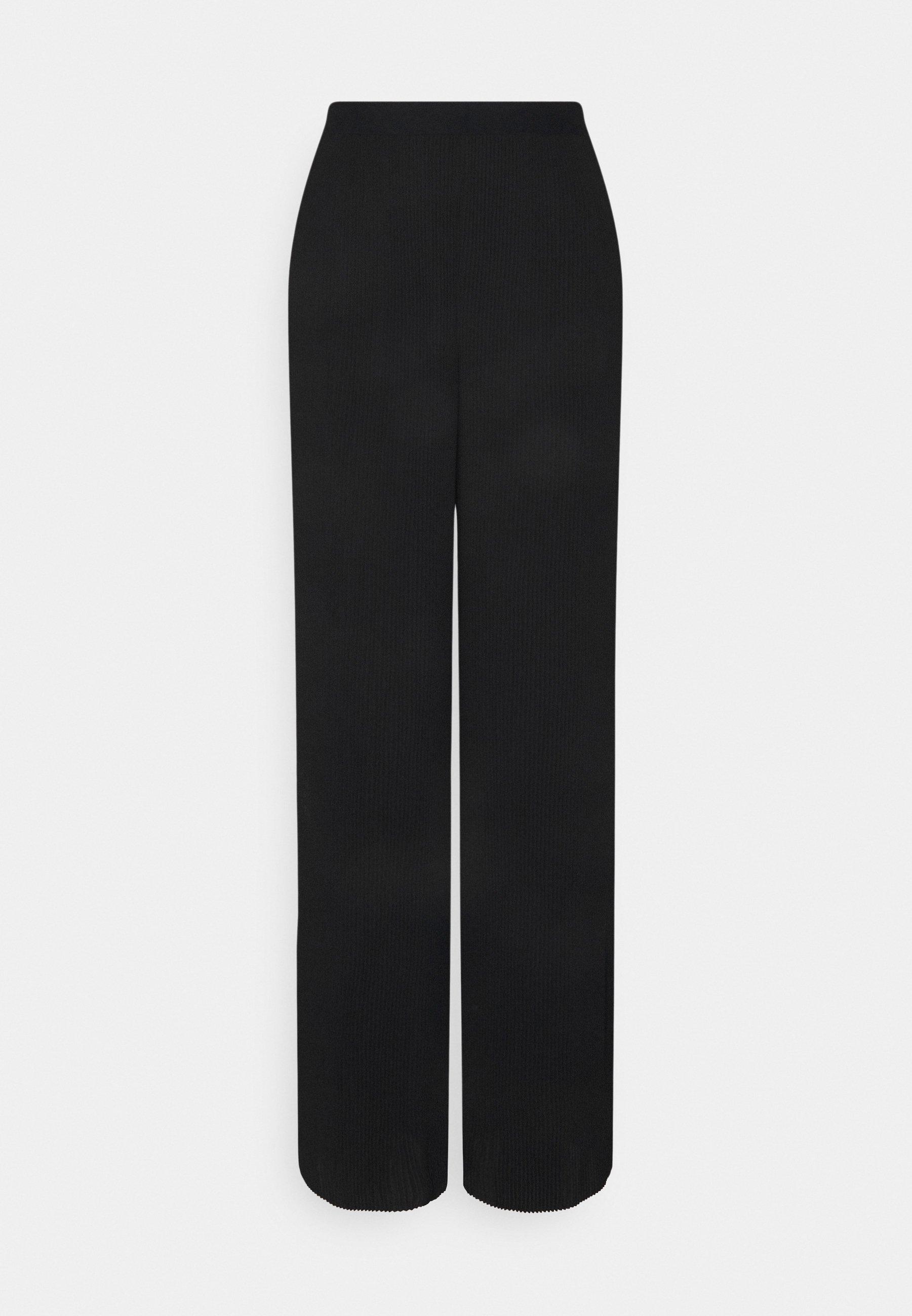 Femme VMYOLU PLEAT WIDE PANT  - Pantalon classique