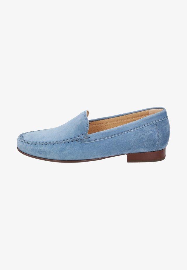 Mocassins - blau