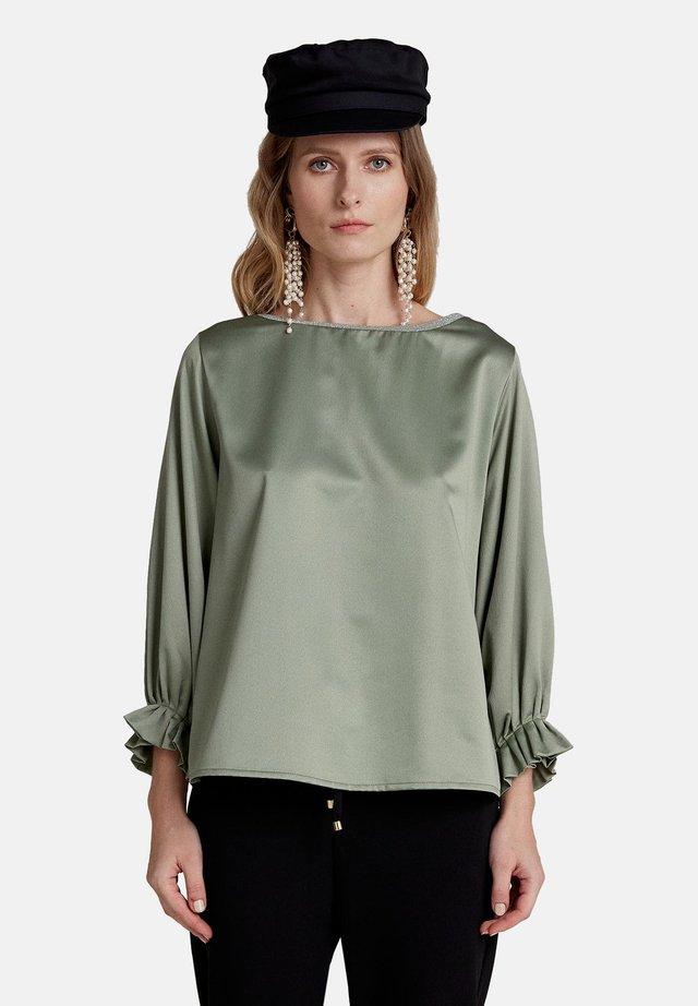 Camicetta - verde
