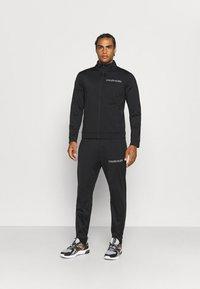 Calvin Klein Performance - TRACKSUIT - Tracksuit - black/bright white - 0