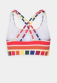 LASCANA - BUSTIER - Bikini top - rainbow - 1