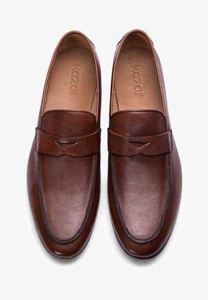 SAKAR - Eleganckie buty - brown