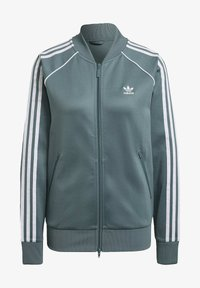adidas Originals - PRIMEBLUE - Training jacket - green - 6