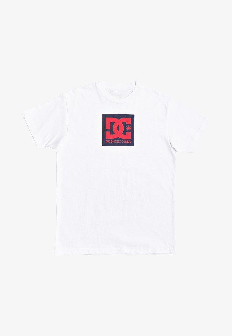 DC Shoes - Print T-shirt - white