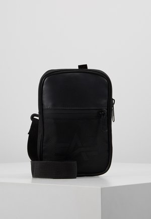 UTILITY BAG - Across body bag - black