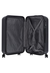 Stratic - PILLAR - Wheeled suitcase - black - 4