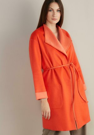 Winter coat - arancio