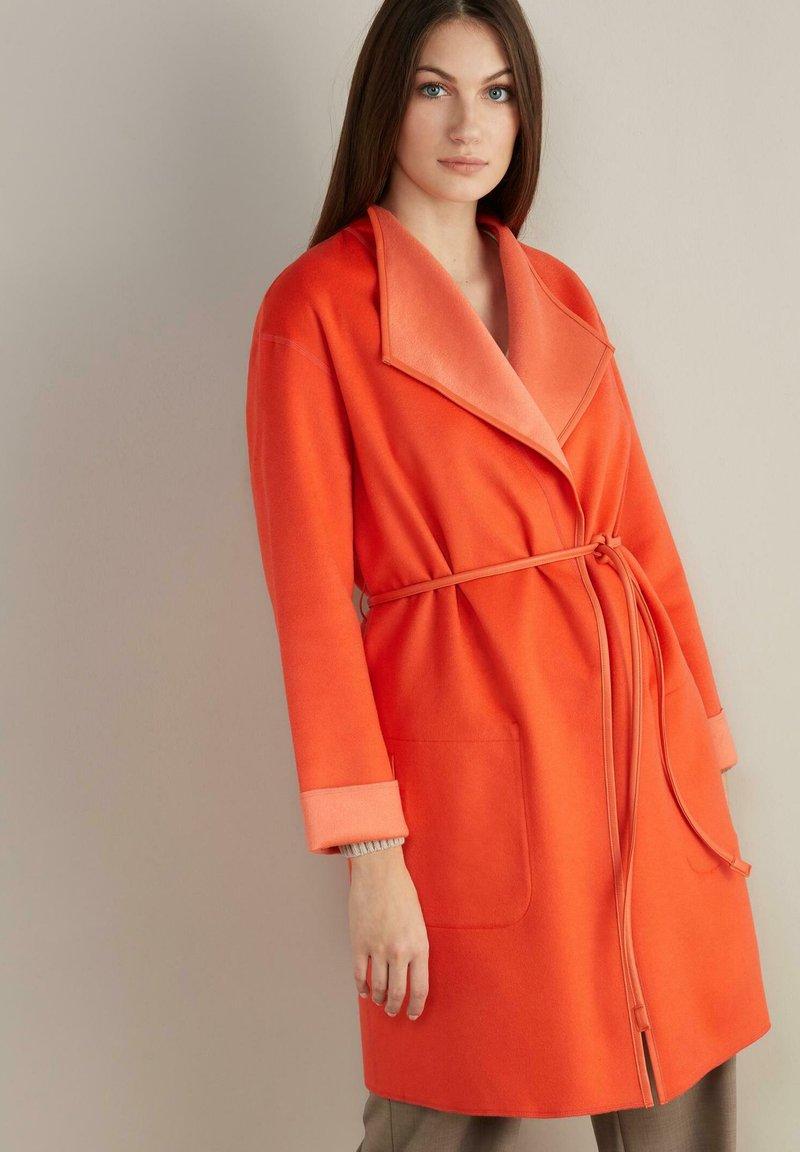 Falconeri - Winter coat - arancio