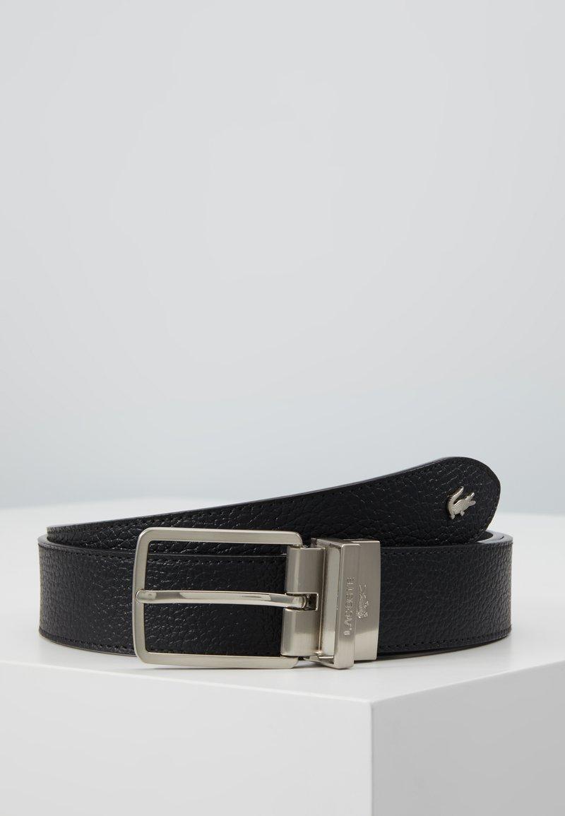 Lacoste - BELT - Belt - black