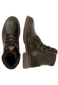 Gaastra - TRAVIS HIGH  - Lace-up ankle boots - black - 2