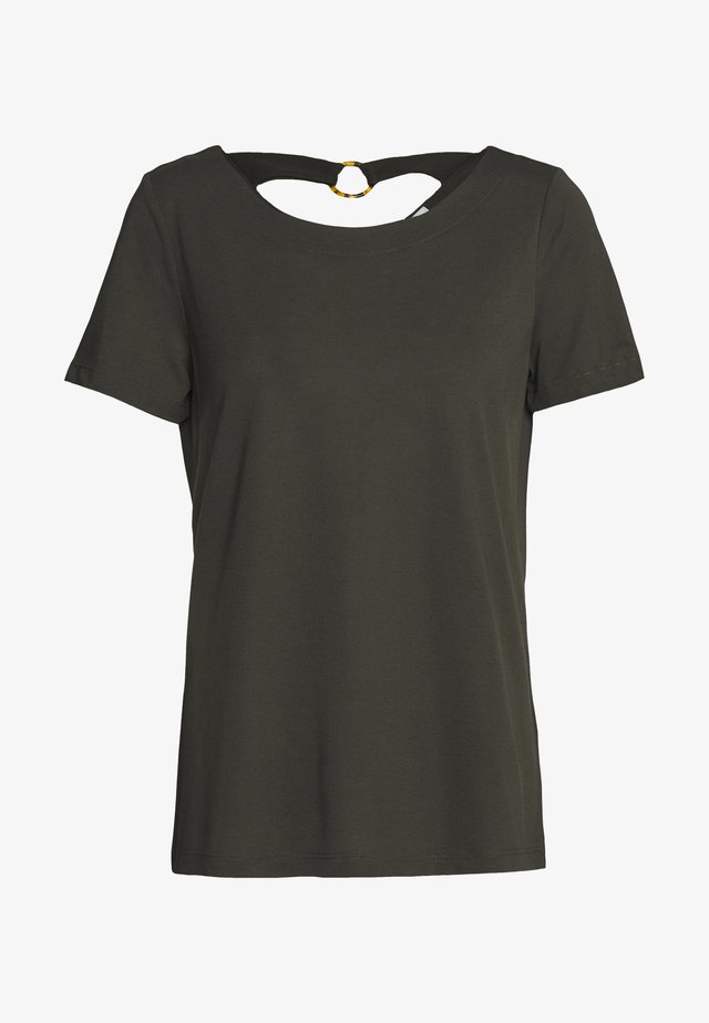 T-shirt imprimé - woodland green