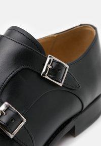 Cordwainer - DANNY - Smart slip-ons - orleans black - 3