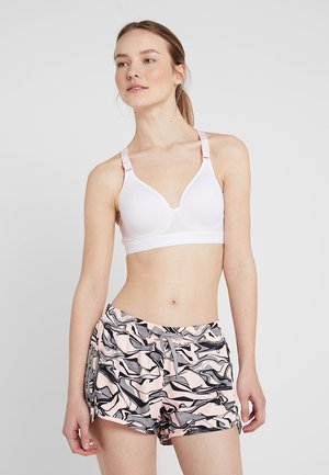 FREE MOTION - High support sports bra - white