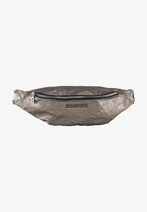 SERFAUS LENY - Bum bag - silver