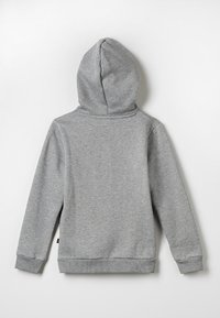 Puma - LOGO HOODY  - Mikina s kapucí - medium gray heather - 1