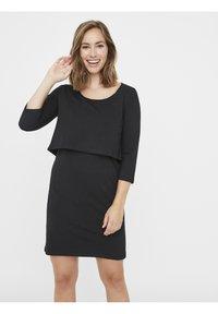 MAMALICIOUS - Vestido ligero - black - 0