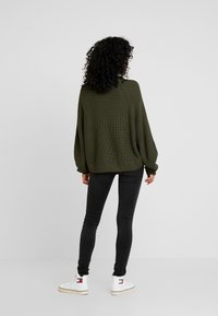 Monki - GITTY  - Jumper - khaki - 2