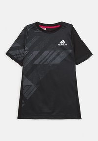 adidas Performance - Funkční triko - black - 0