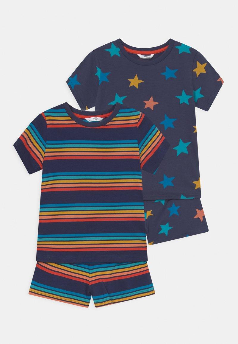 Marks & Spencer London - 2 PACK - Pyjama set - multi-coloured