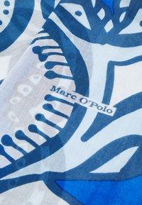 Marc O'Polo - SCARF SUPER SOFT MIX VARIOUS PRINTS - Scarf - blue - 2