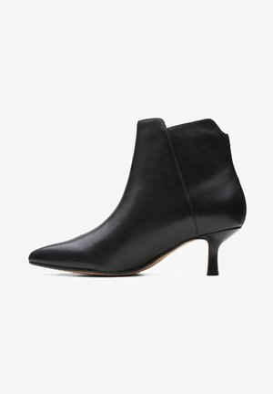 ZIP - Classic ankle boots - black