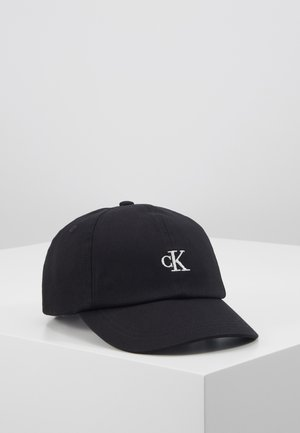 MONOGRAM BASEBALL - Cap - black