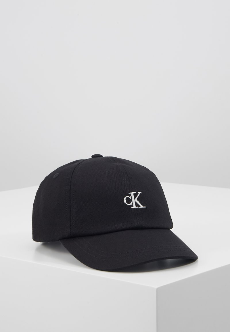 Calvin Klein Jeans - MONOGRAM BASEBALL - Pet - black