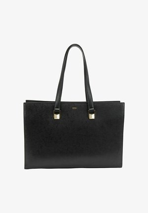 NATHALIE WORKBAG - Tote bag - black