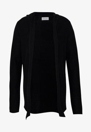 Cardigan - solid black