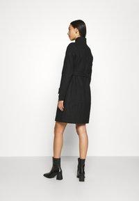 Vero Moda - VMJUHI JACKET - Classic coat - black - 2