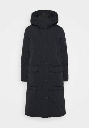 HOODED JACKET ROCHESTER - Zimní kabát - black
