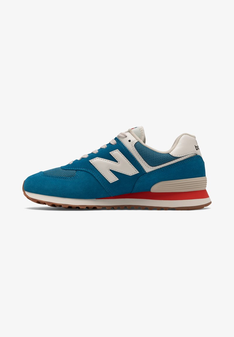New Balance - Baskets basses - blue