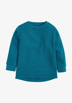 UNISEX - Long sleeved top - teal