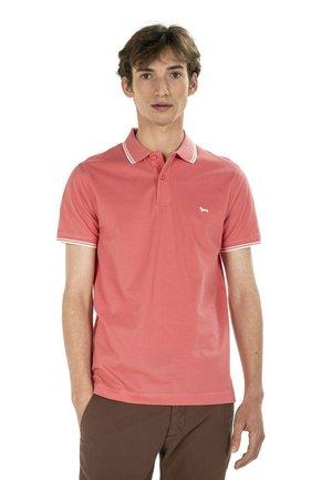 Poloshirt - rosso