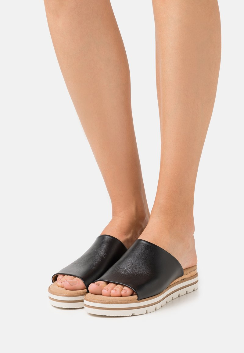 Gabor Comfort - Mules - schwarz