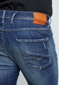 Replay Plus - MG914 - Slim fit jeans - blue denim - 5