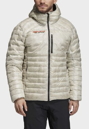 WINTER CLIMAHEAT OUTDOOR DOWN - Trainingsjacke - white