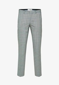 Selected Homme - Stoffhose - light grey - 5