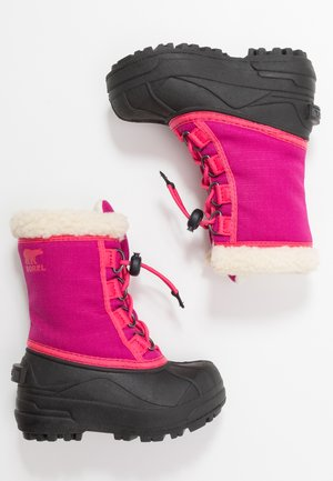 YOUTH CUMBERLAND - Snowboots  - deep blush