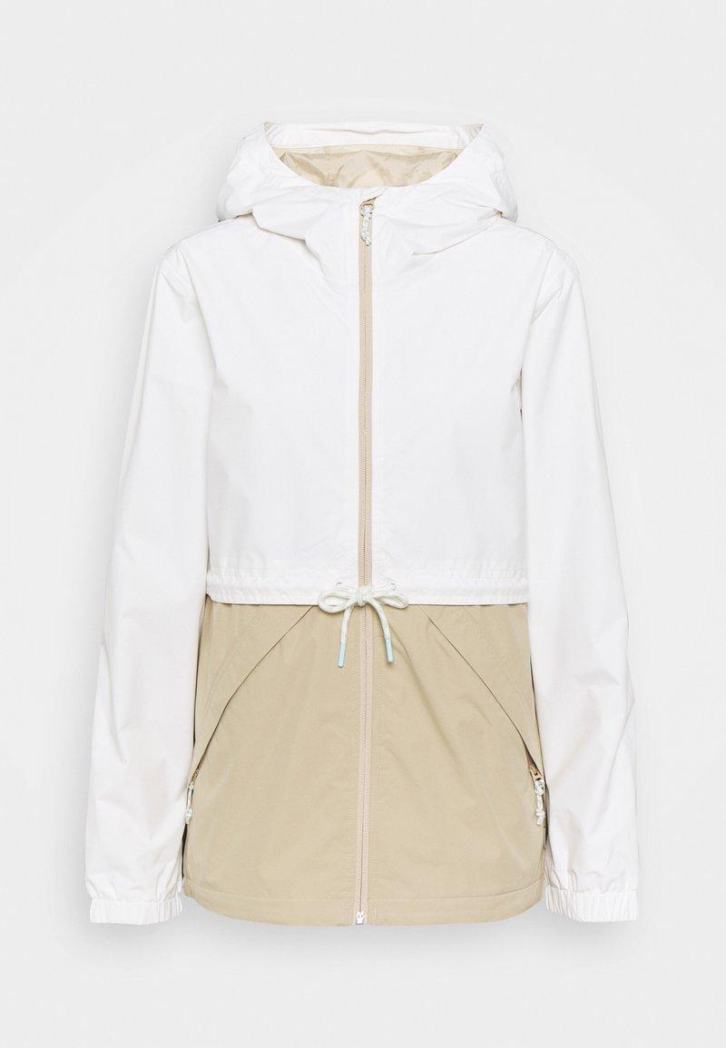Burton - NARRAWAY - Waterproof jacket - stowht/safari
