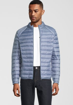 MAT - Gewatteerde jas - bleu delavé