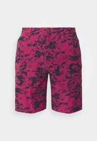 adidas Golf - ULTIMATE 365 CAMO SHORT - Sports shorts - wild pink - 0